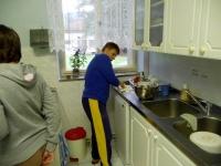 Kroužek vaření 2011