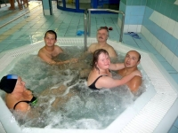 Plavání Kudowa Zdrój 2012