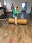 Leden 2021 - cvičení a hry s ergoterapeutkou