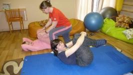 Pohybová terapie - cvičení