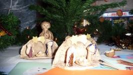Vánoční výstava v náchodské knihovně
