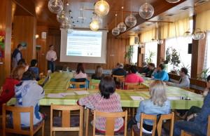 Vzdělávací seminář projektu Lotři na dobré Cestě