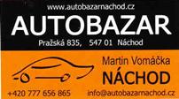 Autobazar Náchod - Kupujete nebo prodáváte vůz? Přijďte k nám!