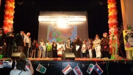 Účast na divadelním festivalu v náchodském Beránku 12.5.2017