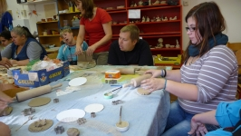 Keramika v Dominu