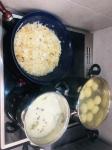 Vaření bramborových knedlíků