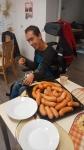 Vaření s klienty - Buřtguláš