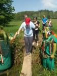 Výlet odlehčovací služby na Pohádkový les na Vysokově