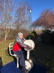 Zimní procházky i s venkovním cvičením